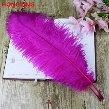 Where To Buy Ostrich Feathers For Centerpieces by Online Get Cheap 18 Ostrich Feathers Aliexpress Com Alibaba Group