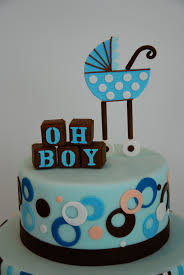 baby boy cakes for showers photo trends for images baby image