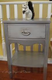 Masters Filing Cabinet A Demi Lune Cabinet Painted In Modern Masters U0027 Silver And Then