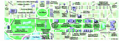 Smithsonian Map Map Of Dc Mall Holidaymapq Com