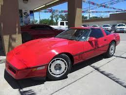 1987 corvette specs 1987 chevrolet corvette for sale