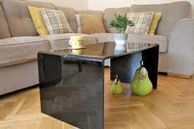 Light Brown Laminate Flooring Awesome Black Acrylic Coffee Table Also Light Brown Sofa Also