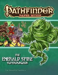 Emerald Paizo Com Pathfinder Paper Minis U2014the Emerald Spire Superdungeon Pdf