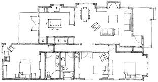 farm house floor plan colouring pages house plans 67205