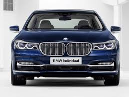 car names for bmw bmw s 7 series centennial editions the daftest names