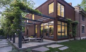 What Is An A Frame House Pergola Design Ideas Adapted By Architects For Their Unique
