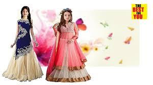 Wedding Dresses For Kids Fashion Indian Dresses For Kids Girls Dress Designs Wedding