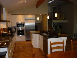 transitional kitchen verne macdonald design