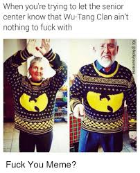 Wu Tang Meme - 25 best memes about sheriarty sheriarty memes