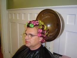 sisyin hairrollers hair in curlers flickr