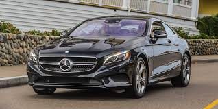 2017 mercedes benz s vehicles on display chicago auto show