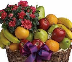 fruits and blooms basket fruits and blooms basket calgary flowers downtown