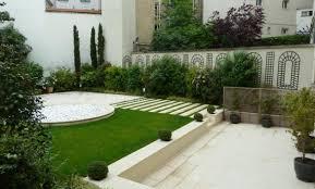 canapé balcon décoration petit jardin sur terrasse 79 nanterre petit jardin