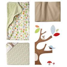 Skip Hop Crib Bedding Skip Hop 4pc Crib Bedding Set With Complete Sheet Treetop