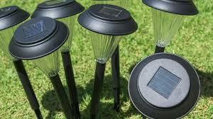 solar lights how solar lights can light up your exterior save you money