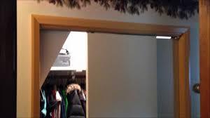 automatic closet door light switch closet door lightswitch youtube
