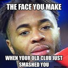 Where To Find Good Memes - 16 best memes of liverpool humiliating raheem sterling