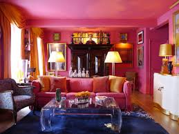 how to design my living room my living room is firmly in the pink thanks to histor fuchsia