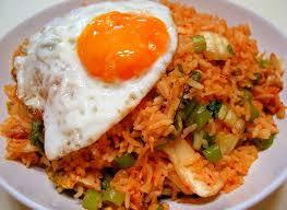 membuat nasi goreng cur telur resep nasi goreng indonesiafood resepmasakan nasi goreng