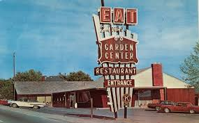 Family Garden Restaurant Hepler U0027s Hardware 1950s Storefront Demolished For Reconstruction