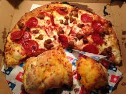 domino s dominos has changed review of domino s pizza franklinton nc