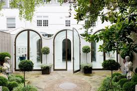 Houses With Courtyards Contemporary Mews House In London S Hyde Park Idesignarch