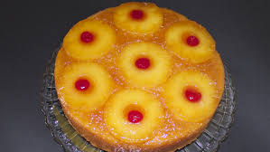 pineapple honey upside down cake a collaboration with