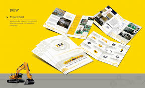 50 best brochure designs for inspiration in saudi arabia