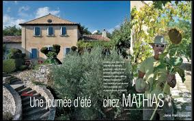 french country home in provence france featured in maison cote sud