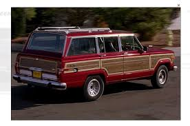 1991 jeep grand 1991 jeep grand wagoneer featured in breaking bad being auctioned