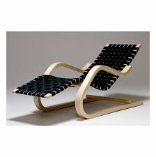 Black Chaise Lounge Chaise Lounge Alvar Aalto Black Chaise Lounge