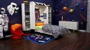 Boys Space Curtains Deepspace Defender A Spaceship Bed On A Nasa Budget Nerdist