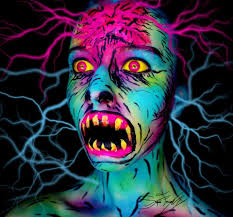 neon halloween makeup ideas popsugar beauty