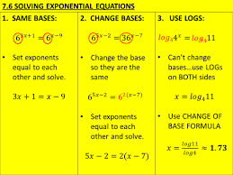 how do you solve exponential equations jennarocca