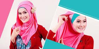 tutorial hijab pashmina kaos yang simple cassanova tutorial jilbab pashmina kaos modis