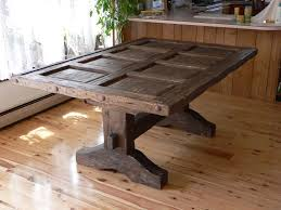 kitchen table refinished with distressed look distressed kitchen