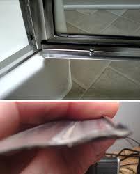 Shower Door Drip Shower Door Drip Rail Issue Swisco