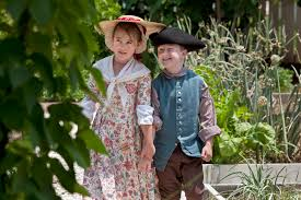 diy kids colonial halloween costumes making history