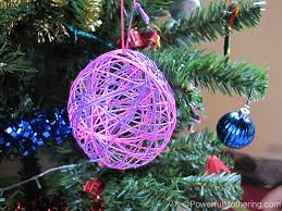 or string ornaments