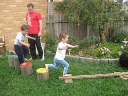 Backyard Obstacle Course Ideas Best Project Wood Build Wooden Obstacle Course