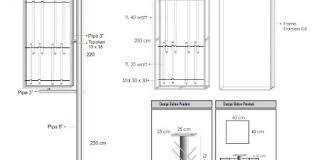 desain gambar neon box macam desain konstruksi neon box di indonesia