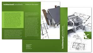 engineering brochure templates half fold brochure template for architect engineering firm order