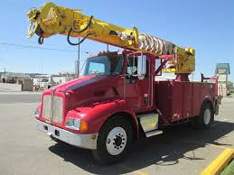kenworth t300 for sale 2005 kenworth t300 digger derrick truck for sale 77 541 miles