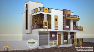 contemporary house plan kerala home design and floor plans