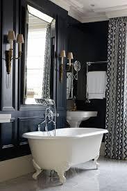 Classic Bathroom Design Colors Navy Blue Bathroom Dark Colors Bathroom Designs And Moulding