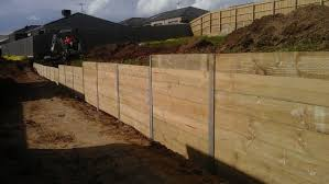 Timber Retaining Walls - Timber retaining wall design