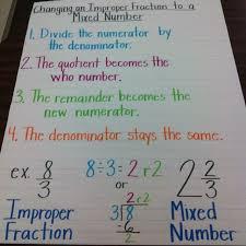 best 25 improper fractions ideas on pinterest math fractions