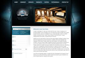 elegant spectacular idea home designing websites design website