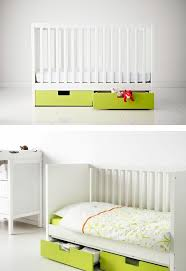 drawers cool crib with drawers design baby crib with drawers