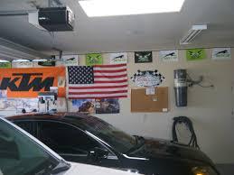 cool garage art artic cat